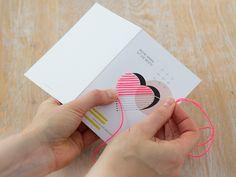 Freebie / Download  DIY Typestich Karte zum Muttertag