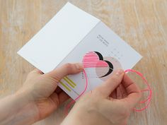 Freebie / Download  DIY Typestich Karte zum Muttertag