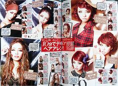 #cute hairstyle from hair make nuts #gyaru #japanese