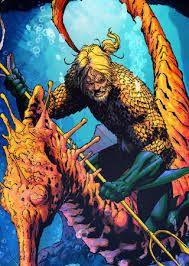 Todos Quisieramos Un Caballito De Mar Para Eso Arte Dc Comics