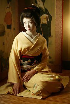 Ichiriki Teahouse 一力茶屋