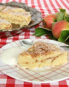 Äppel-kanelbullekaka – Lindas Bakskola