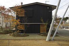 茨城・みらい平の庭