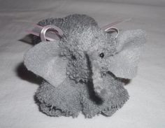 Cute little elephant - latest addition to Precious Pets