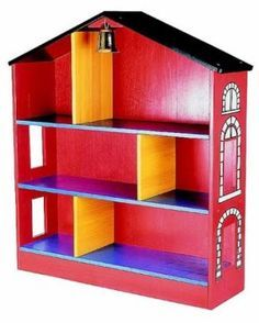 fire station bookshelf - Google Search