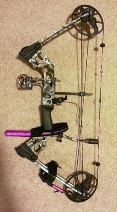 Mission Craze by Mathews..time to go bowhuntin