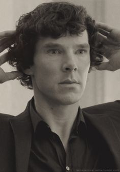Benedict Cumberbatch. I don't know the code, I don't know it!