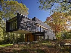 Waccabuc House / Chan-li Lin AIA + Rafael Viñoly Architects PC,© Brad Feinknopf