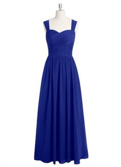 Shop Azazie Bridesmaid Dress - Zapheira in Chiffon. Find the perfect made-to-order bridesmaid dresses for your bridal party in your favorite color, style and fabric at Azazie.