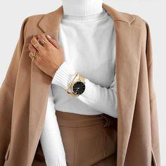 womens street style street wear classy outfits for women preppy elegant wom Look Fashion, Fashion Clothes, Trendy Fashion, Fashion Women, Fashion Outfits, Fashion Trends, Classy Fashion, Fashion Fashion, Fashion Ideas