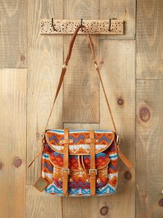 Mark  amp  James Peruvian Ski Satchel at Free People Clothing Boutique  Tribal Bags 8e0c83db58e77