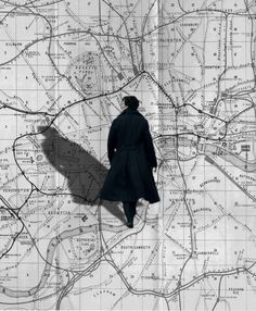 Very cool Sherlock picture. Love this one.