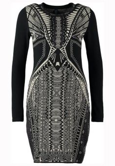 KOOI Jumper dress - black for £65.00 (12/12/14) with free delivery at Zalando