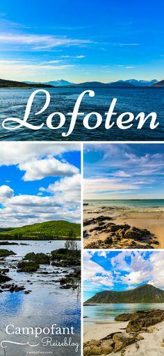Die Lofoten in Norwegen sind immer eine Reise wert. Die Karibik Norwegens werden sie auch genannt und das sind sie wirklich. Türkisfarbenes Meer, weiße Sandstrände - hier haben wir jede Menge Reisetipps für deine Reise mit dem Wohnmobil auf die Lofoten.