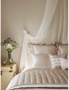 Nude Silk Bed Linen - 25% off