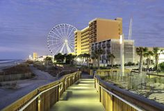 Myrtle Beach brings boardwalk activities and excellent eats as a top spring break destination and our beach of the week!