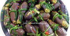 en lezzetli turşulardan biride patlıcan turşusudur...tarif anneciğimden...mutlaka tavsiyemdir.nefis oluyor... malzemeler: 2 kğ körp... Sprouts, Olinda, Salad