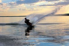 Water Skiing  :)