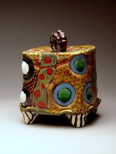 Ronan Peterson Jar at MudFire Gallery