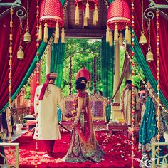 love this, combination of bells, temple and royal....