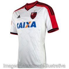 Acabei de visitar o produto Pré-venda - Camisa Adidas Flamengo II 2014 s/nº