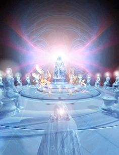 Welcome, we are the Pleiadian Council of Light. We stand beside you in the arenas of life. We are above in the loops of light as you are down in the valley of earth life. Magia Elemental, Akashic Records, Ascended Masters, Visionary Art, Spirit Guides, Psychedelic Art, Spiritual Awakening, Spiritual Path, Sacred Geometry