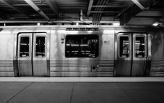 New York, November 2009 Photograph apears in article: 30 Superb Black & White Pictures of New York New York Subway, Nyc Subway, Go Transit, New York Pictures, S Bahn, Rene Magritte, City Maps, Concrete Jungle, World Trade Center
