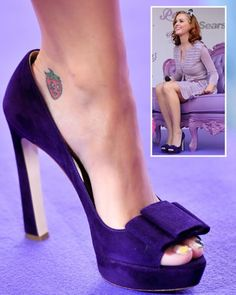 31 mini tatuaggi delle star da copiare