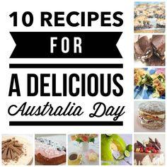 10 Recipes for a Delicious Australia Day