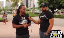 Entrevista A Young Swagon El Rey De Los 15 Segundos En Miami-Julio En La Calle #Video