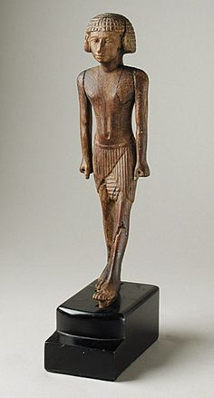 Figure of a Man, Egypt, 2687 - 1081 BC