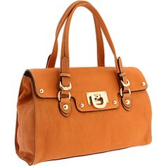 satchel - tabs attached to bag