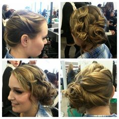 Hairdresser at Esoterica Studios Dallas. I love working with textured hair, cutting/barbering, color, vintage hairstyles and makeup. Call (214) 946-HAIR or visit http://www.esotericastudiosusa.com/ to schedule an appointment with Bonnie. ♥ BOOK TODAY ♥ I look forward to seeing you!