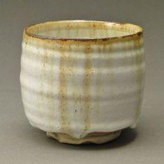 Nuka Glaze,  Joel Cherrico Stoneware Pottery cone 10 (also his home-made ash sifting equipment.)