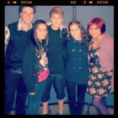 When Justin Bieber toured Australia, my very straight male friend, Brad {on the left} won a meet & greet with Justin Bieber. He loves him, and brought me along for the ride. Screw the haters. Justin was actually really nice.  #JustinBieber #Melbourne #Australia #music