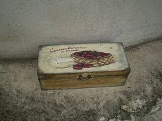 agir / Krabička na čaj