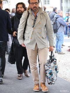 GLOBER | チノパン Brogue Shoe, Brogues, Military Jacket, Jackets, Shoes, Fashion, Down Jackets, Moda, Zapatos