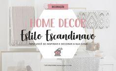Home Decor -  Estilo Escandinavo para se inspirar! Presets Do Lightroom, Lightroom Gratis, Organizar Instagram, Presents, Apps, Free, Smile, Random, Home Decor