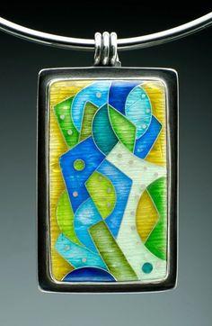 Cloisonne Enamel Jewelry & Sterling Silver Jewelry