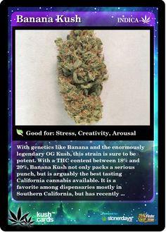 Banana Kush   Repined By 5280mosli.com   Organic Cannabis College   Top Shelf Marijuana   High Quality Shatter
