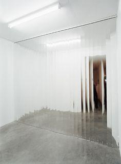 Elisabeth Grübl by michael Mirrors Film, Instalation Art, Interior Architecture, Interior Design, House Blinds, Gta 5 Online, Mirror Art, Mirror Room, Mirror Ideas