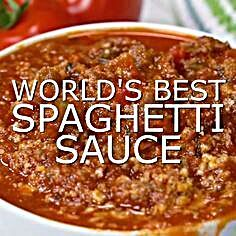 This homemade spaghetti sauce is such an easy recipe. Nothing beats from scratch cooking that can easily be converted to the Crockpot or Instant Pot to suit your plans for the day. Ground beef, hot italian sausage, vegetables, and let's not forget – parme Pasta Sauce Recipes, Beef Recipes, Cooking Recipes, Healthy Recipes, Cheap Recipes, Recipies, Lasagna Sauce Recipe, Hot Sausage Recipes, Salt Free Recipes