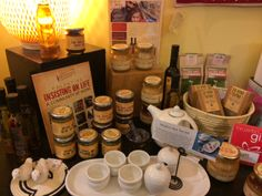 Fair Trade olive oil, spreads and honey from Palestine