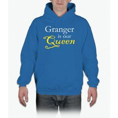 Granger Is Our Queen Harry Potter Hoodie