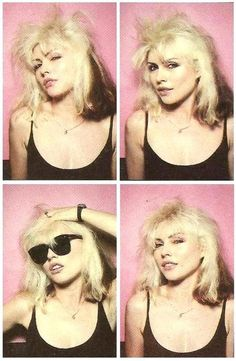 The beautiful miss Debbie Harry  http://junkfoodclothing.com