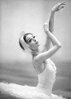 Pinterest - mutinelolita Swan lake grace. #Ballet_beautie #sur_les_pointes *Ballet_beautie, sur les pointes !*