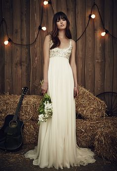 9006500d1c2 Official jennypackham.com. Spring 2017 Wedding DressesCountry ...
