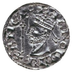 King Harold II, Harold Godwineson After an original by Theodoric Silver penny, in mm) diameter, 1066 Silver Penny, Age Of Discovery, High Middle Ages, Antique Coins, Medieval Times, Anglo Saxon, European History, Roman Empire, King