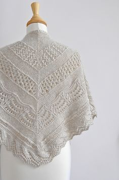 fc3bbed64 Ravelry  SusanneS-vV s Northern Summer Shawl Knitting Stitches