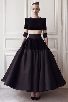 Delphine Manivet Couture Fall 2014 Photo by Christophe Berlet For all Fall Couture 2014